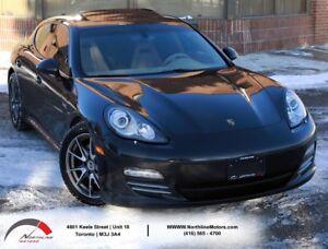 2012 Porsche Panamera 4 AWD|Navigation|Backup Camera|Sunroof