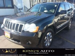 2010 Jeep Grand Cherokee LIMITED SPORT, SUNROOF, LEATHER, ALLOY