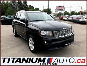 2014 Jeep Compass North+4X4+Camera+Bluetooth+Traction & Cruise+X