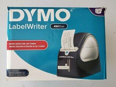 Dymo Labelwriter 450 1752264 Label Printer - Blacksilver