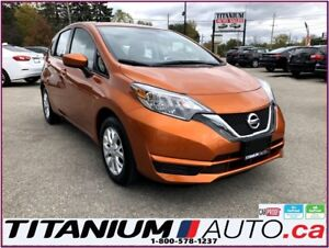 2017 Nissan Versa Note SV-Camera-Heated Seats- Cruise & Traction