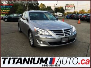2012 Hyundai Genesis Technology & Premium PKG+GPS+Camera+Sunroof