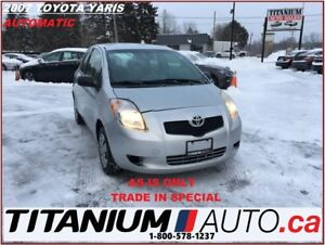 2007 Toyota Yaris CE+Automatic+AS-IS ONLY+ RUNS & DRIVES+TRADE I
