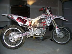 450 RMZ fuel injection ( 2008)