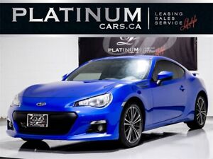 2013 Subaru BRZ LIMITED, 6 SPEED, NA