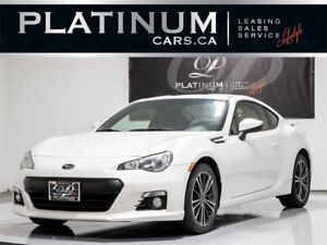 2013 Subaru BRZ SPORT TECH, MANUAL,
