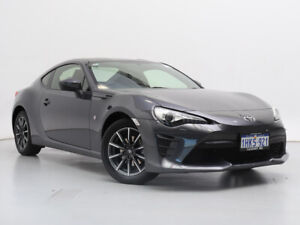 2019 Toyota 86 ZN6 GT Grey 6 Speed Manual Coupe