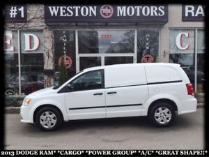 2013 Dodge Ram Van CARGO*POWER GROUP*A/C*GREAT SHAPE!!*