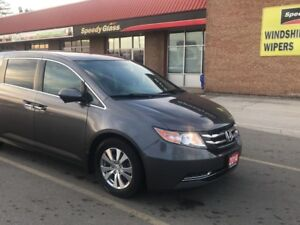 2014 Honda Odyssey EX/8 Passengers/DVD/Backup Camera/Power Doors