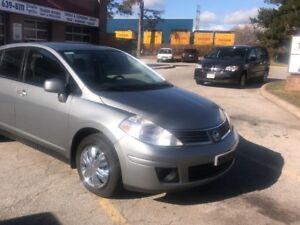 2009 Nissan Versa 1.8 S/Auto/No Accidents/Two Sets of Ti