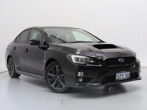 2015 Subaru WRX MY15 (AWD) Black 6 Speed Manual Sedan