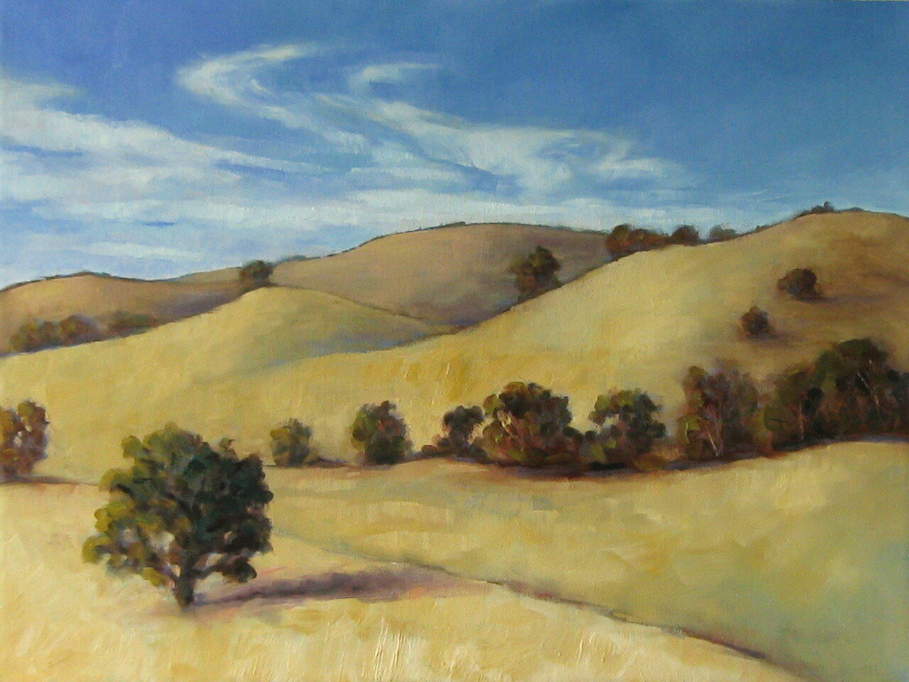 Plein Air Landscape Paintings