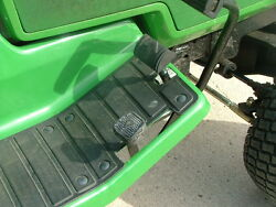 John Deere 425-445-455 Revised/Enhanced Reverse Pedal.........With Rubber Pad