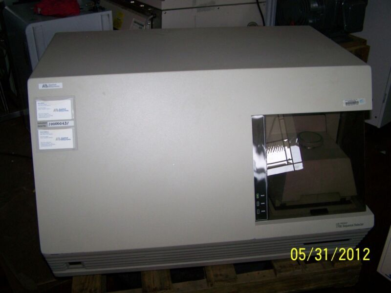 Applied Biosystems ABI Prism 7700 Sequence Detector System