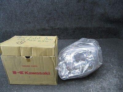 NOS 02 Kawasaki KVF650 KVF 650 Headlight Headlamp Lens 651