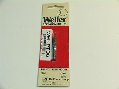 Weller Ptd6 Tip For Tc201