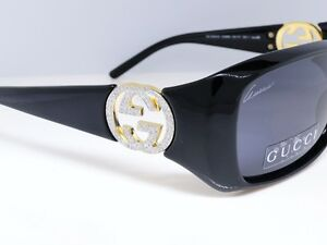 Unisex-Iced-Out-Gold-Gucci-Gg-3504-Sunglasses-With-Genuine-Diamonds