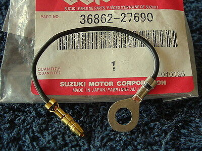 Suzuki Battery Cable Or50 Ts50 Ts75 Tc100 Ts100 Tc125 Ts125 Ts185 Ts250 Ts400 Sp