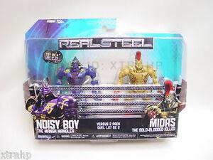 Real-Steel-5-Figure-Noisy-Boy-Vs-Midas-With-Light-Movie