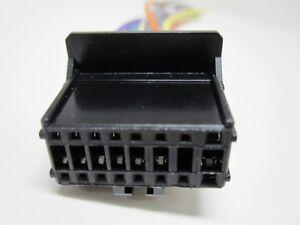 pioneer 0307 wire harness deh p3800mp deh p3900mp deh p4600mp deh p4700mp ebay