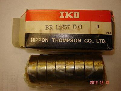 Iko Bearing Br14257e03 Box Of 8