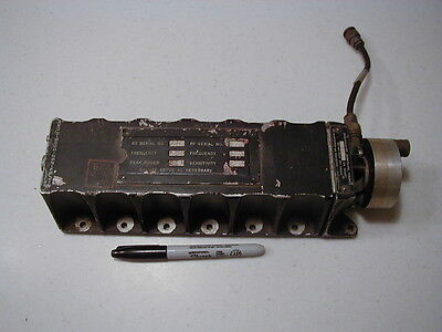 Military Dpn-62 X-band Airborne Receiver Module - Experimenters