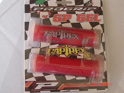 Progrip Pro Grip 717 Superbike Grips Capirossi Red Gel Capirex
