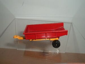 CORGI-JUNIORS-FARM-TRACTOR-TRAILER-IN-EXCELLENT-ORIGINAL-CONDITION-SEE-PICTURES
