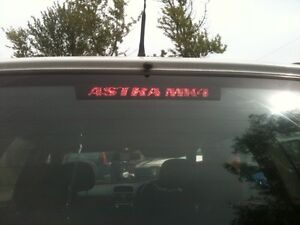 YOUR-NAME-LOGO-VAUXHALL-MERIVA-3rd-BRAKE-LIGHT-STICKER-OVERLAY
