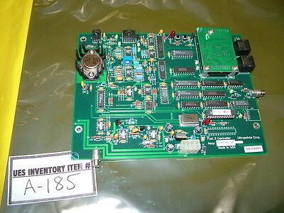Kla Tencor 001003 Fast Z Controller Pcb Rev  5 Crs1010 Used Working