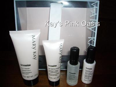Mary Kay TimeWise DAY & NIGHT SOLUTION Spf 35 EXPIRE 12 14 New in Box