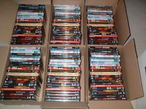 25 DVDs - Paket - Sammlung - Posten - NEU & OVP