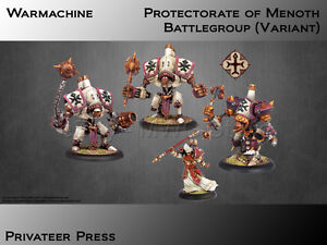 Privateer-Press-Warmachine-Protectorate-of-Menoth-Battlegroup-Battle-Box-Set