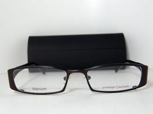 NEW-AUTH-PRODESIGN-TITANIUM-EYEGLASSES-PD-4325-5031