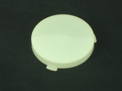 62 63 64 Chevrolet Impala Roof Quarter Dome Light Lens, Deluxe Interior Only