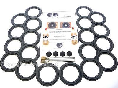 Complete Bose 901 Speaker Foam Surround Repair Kit - 901F