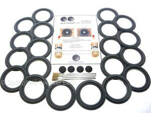 Complete Bose 901 Speaker Foam Surround Repair Kit