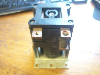 Used GE 36V 393B257G307 Coil Contactor