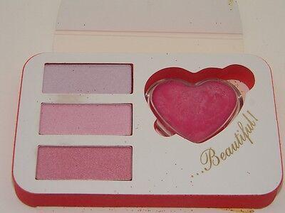 Pupa Make Up Kit Compact Eye Shadow & Lip Gloss