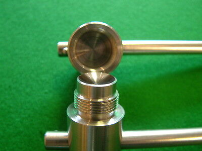 IN STOCK PHOENIX SNOOKER/POOL TIP COMPRESSOR, WILL REDUCE SOME TIPS BY 50%