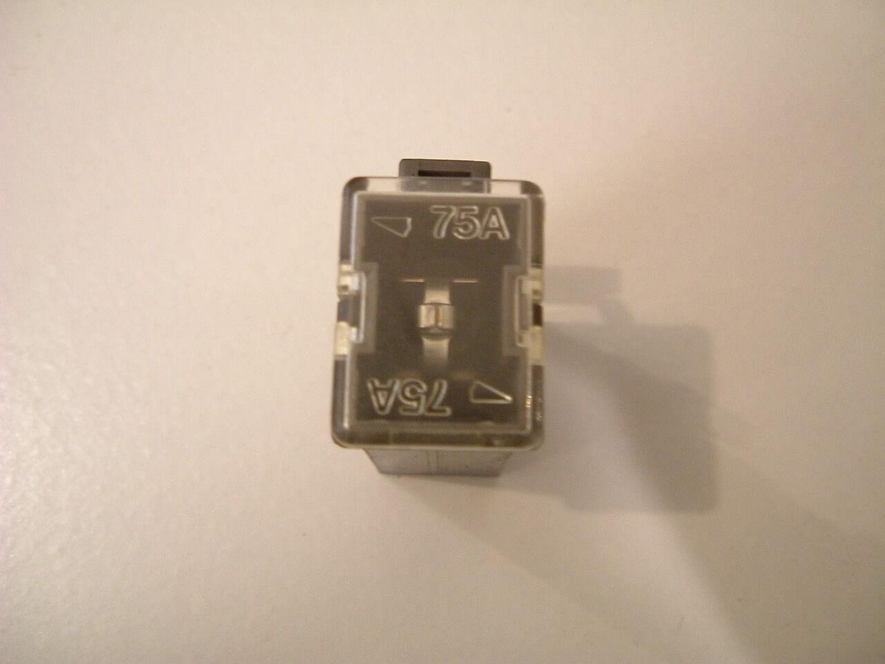 75 amp fuse nissan maxima 95 99 altima 93 97 alternator fl75a 75a 75amp fuse buy3 1