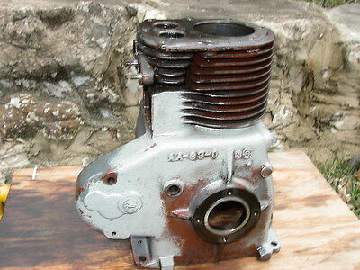 Wisconsin Engine Akn Cylinder Block Aa-83-0