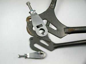 Kettenspanner für hinten geschlossene Rahmen Niro auch für Singlespeed Fixie