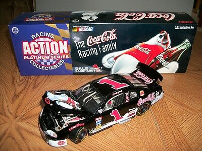 Dale Earnhardt Jr 1998 Coca-cola Polar Bear 1 Monte Carlo 1/24 Scale Action Nas