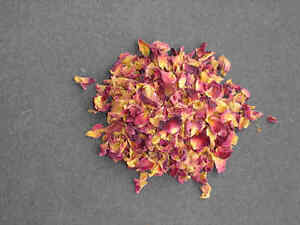 200g Dried RED Rose petals Flowers Confetti petal