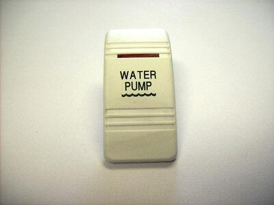 Crownline Boat Marine Rv White Water Pump Switch Cap