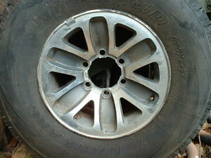 Pajero-Rodeo-15-Mag-Wheels-CRaZy-SaLe-PrIcE