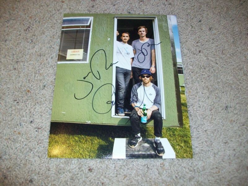 JAGWAR MA SIGNED AUTOGRAPH 8x10 PHOTO E w/PROOF GABRIEL WINTERFIELD +2