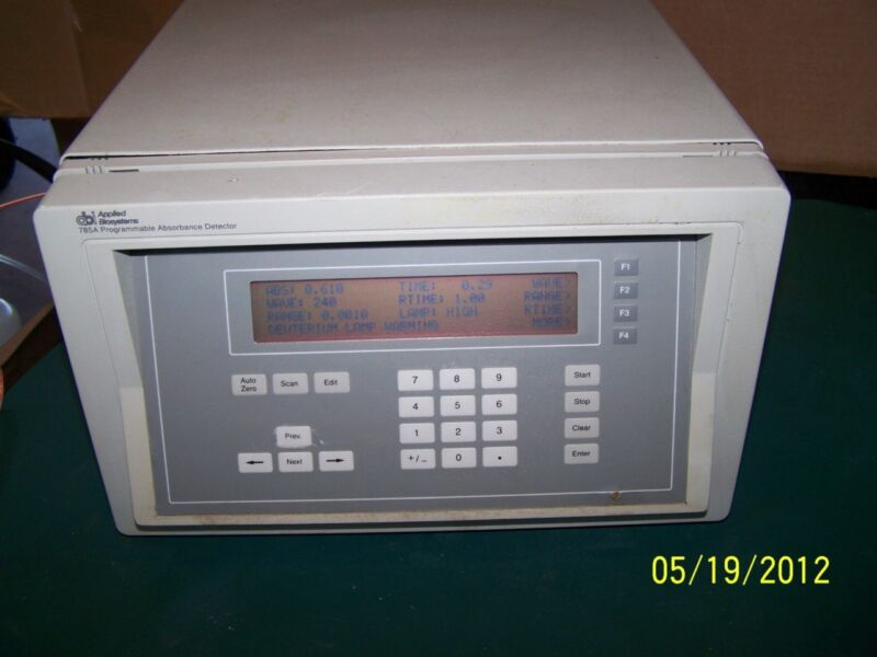 PE PERKIN ELMER  Applied Biosystems 785A Programmable Absorbance Detector