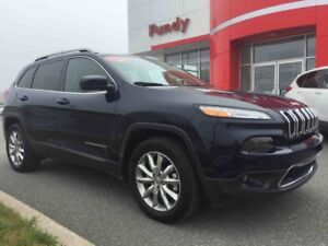 2016 Jeep Cherokee Limited DISCOUNTED PRICE !!!